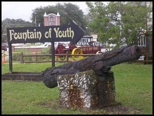 Fountain of Youth St Augustine