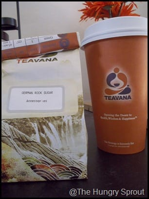 Teavana German Rock Sugar