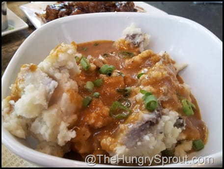 Curry Mashed Potatoes