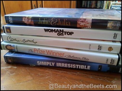 Foodie Movies BeautyandtheBeets.com