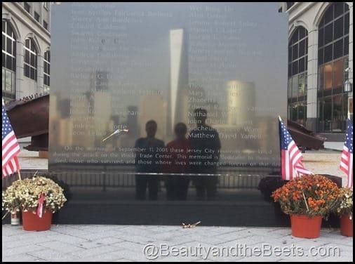 9-11 Memorial Jersey City