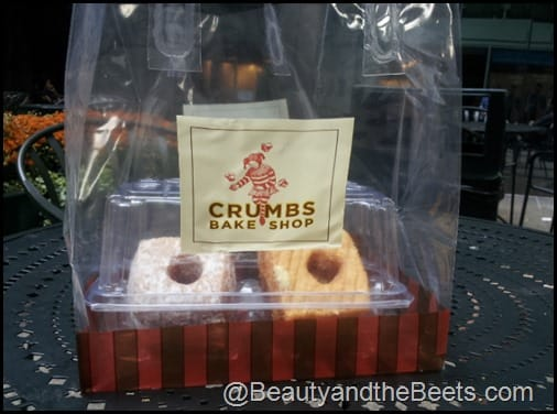 Crumbs Bakery Crumbnuts