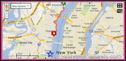 Hoboken Walking Tour