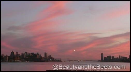 Jersey City sunset