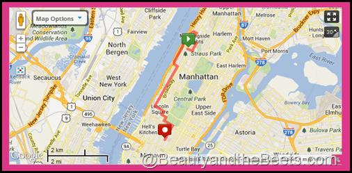 NYC Walking Tour #1