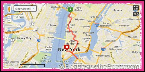 NYC Walking Tour #2