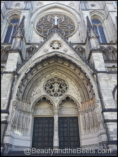 The Cathedral of St. Johns Divine