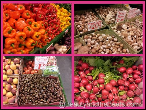 Vegetables Chelsea Market