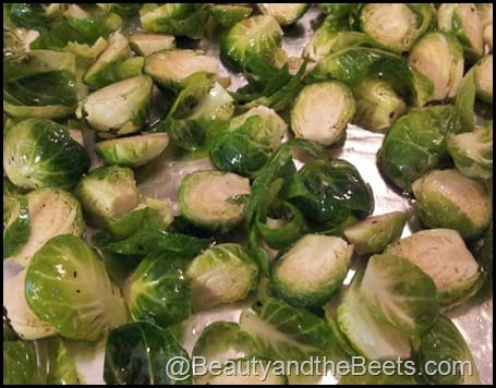 Roasted Brussel Sprouts (2)