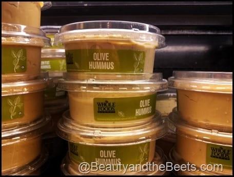 Whole Foods Olive Hummus