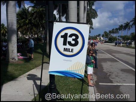 Palm Beaches marathon 13