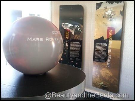 Mars Exhibit Exploration Tower