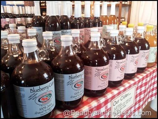 Blueberry Cider Carolina Cherry Company