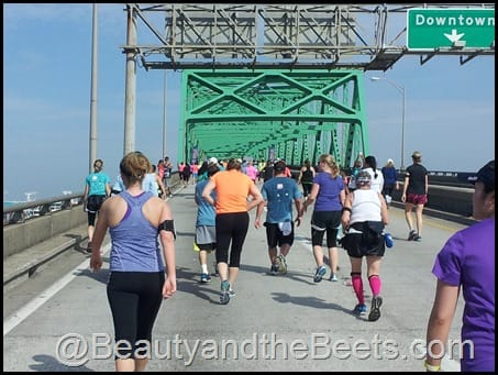 Gate River Run Bridge 2014