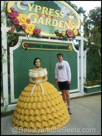 Cypress Gardens Princess