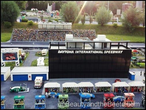 Daytona Beach Speedway Legoland
