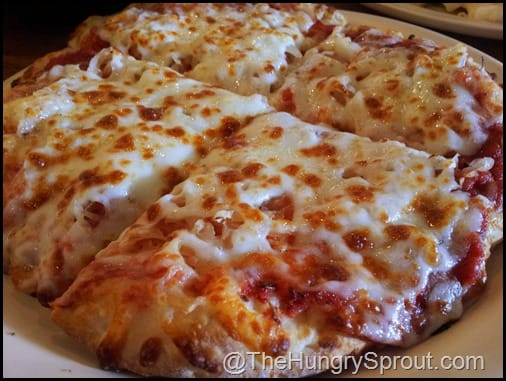 Harvey's Sauerkraut Pizza