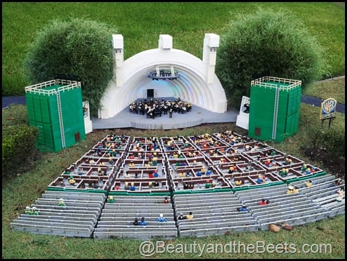 Hollywood Bowl Legoland