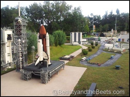 Kennedy Space Center Legoland