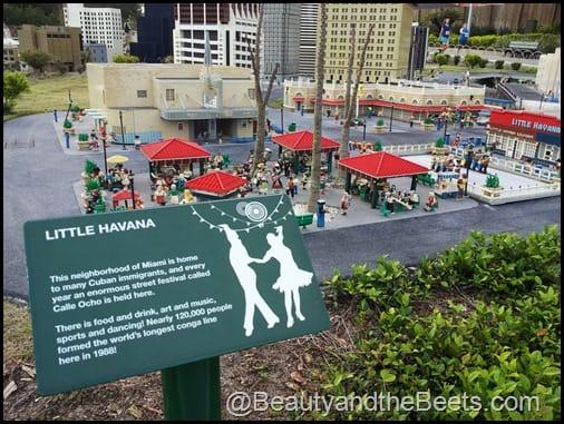 Miami Little Havana Legoland