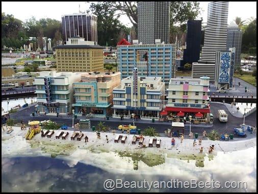 Miami South Beach Legoland