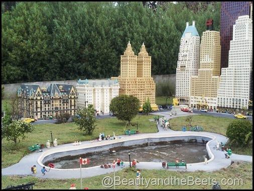 NYC Dakota Legoland