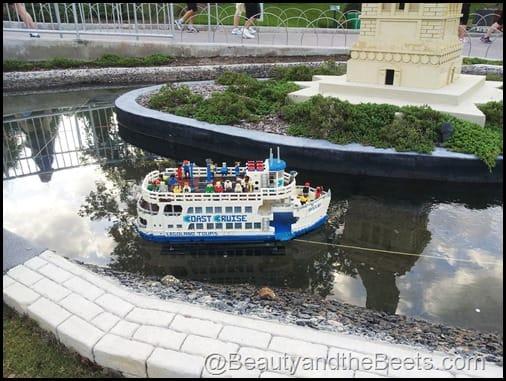 NYC Ferry Legoland