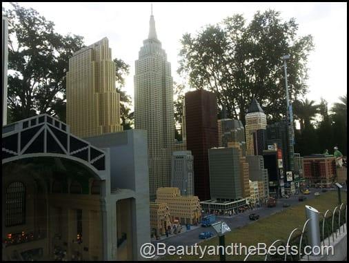 NYC Skyline Legoland
