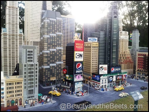NYC Times Square Legoland