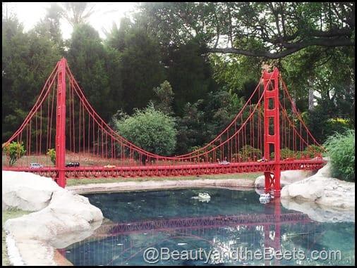 SF Golden Gate Bridge Legoland