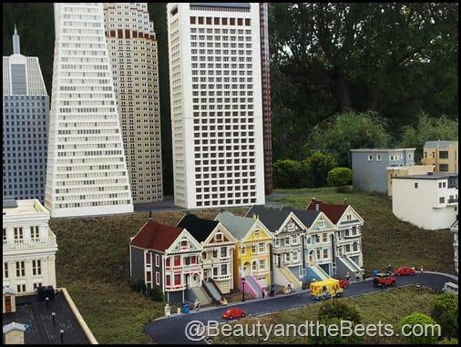 SF Painted Ladies Legoland