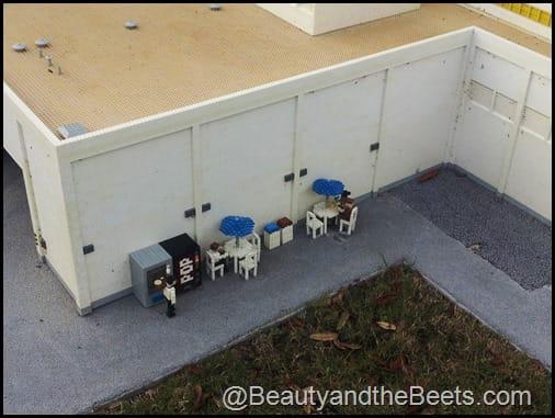Vegas Legoland hotel workers break