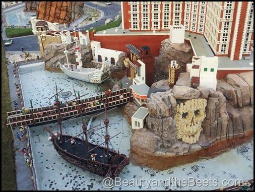 Vegas Treasure Island Legoland