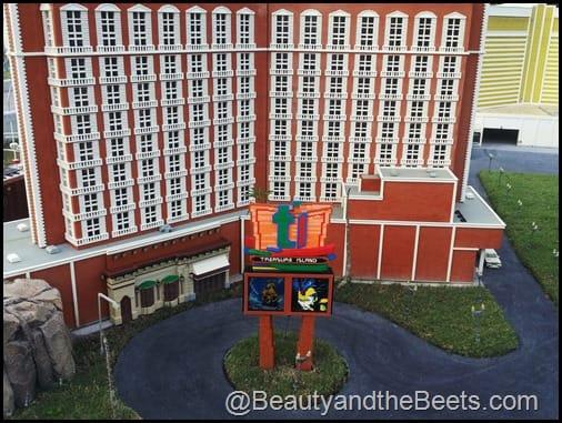 Vegas Treasure Island Vegas Legoland