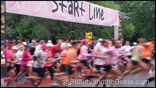 Donna 5K runners