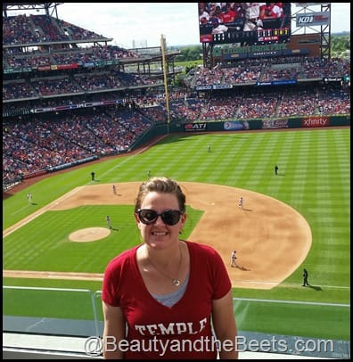 Citizens Bank Park Beauty and the Beets