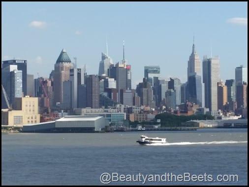 New York City Hudson River