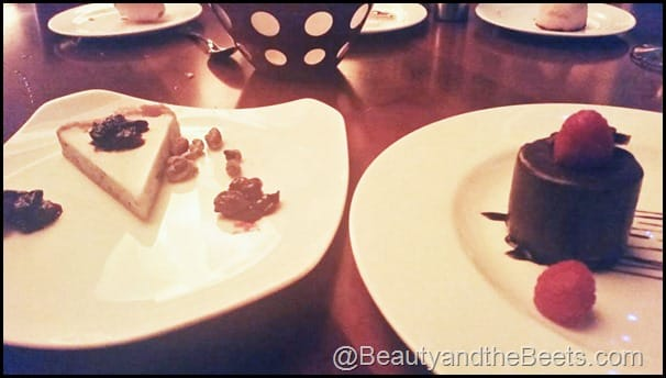 Desserts Napa Beauty and the Beets