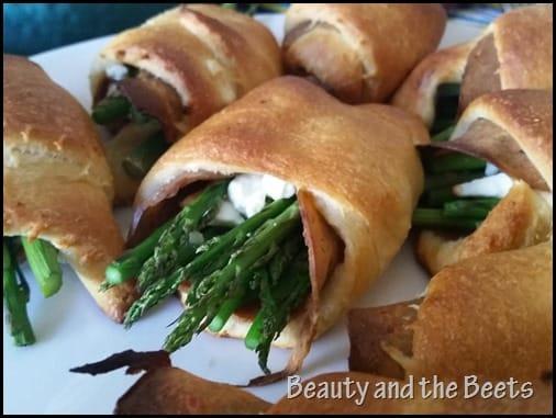 Asparagus Deli Rolls