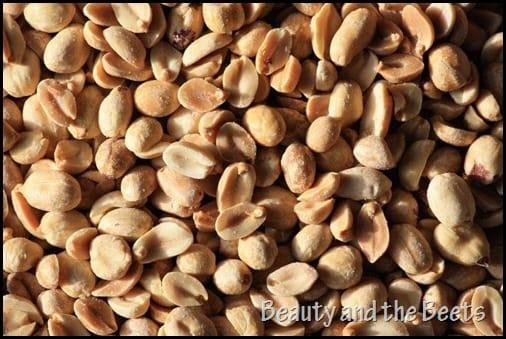 Peanuts for pickled peanuts