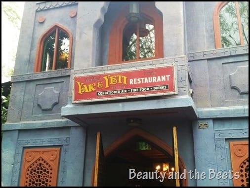 Yak & Yeti Animal Kingdom