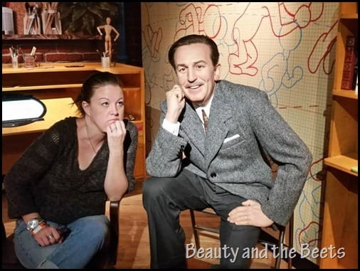 Walt Disney Madame Tussauds Beauty and the Beets