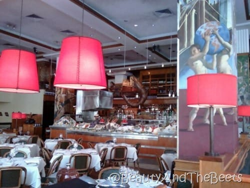 Red Eye Grill dining room