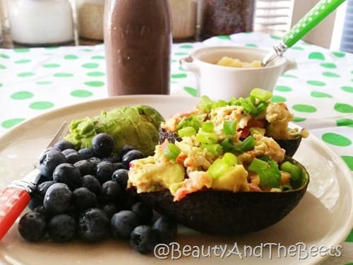 Avocado Eggs Beauty and the Beets (1)