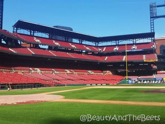 Busch Stadium MO Beauty and the Beets