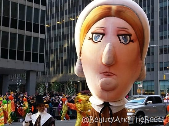 Macy's Thanksgiving Parade Beauty and the Beets (37)