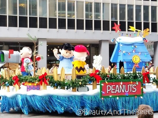 Macy's Thanksgiving Parade Beauty and the Beets (65)
