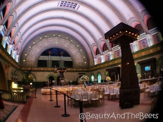 St Louis Union Station Grand Hall Beauty and the Beets