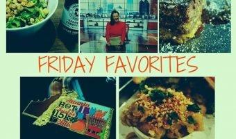 Friday Favorites – Back from Atlanta