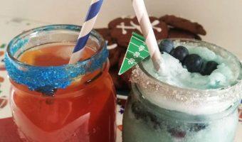 Game Day Mocktails #SundaySupper